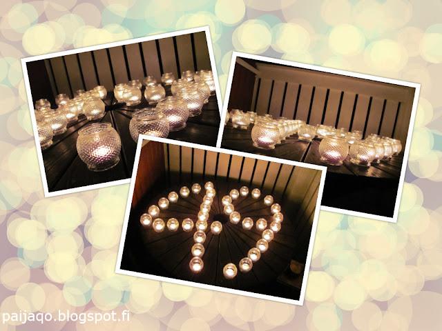 paiqo:kynttilä