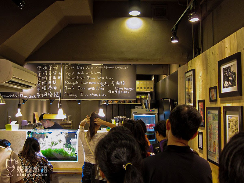 【東門站美食】東海萊姆園。永康商圈人氣飲品新鮮現榨萊姆汁