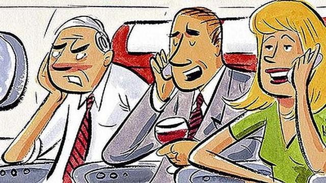 دليلك الى اتيكيت الطيران Your guide to aviation etiquette