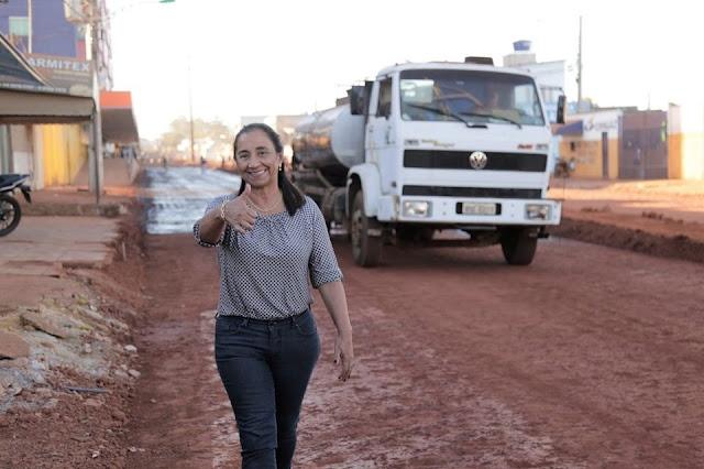 Mulheres fazem a diferença em Novo Gama