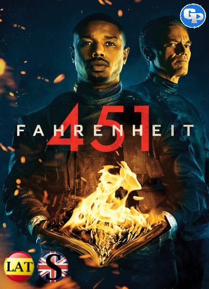 Fahrenheit 451 (2018) HD 1080P LATINO/INGLES