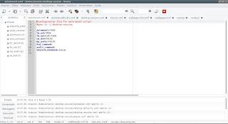 Geany editor para programadores