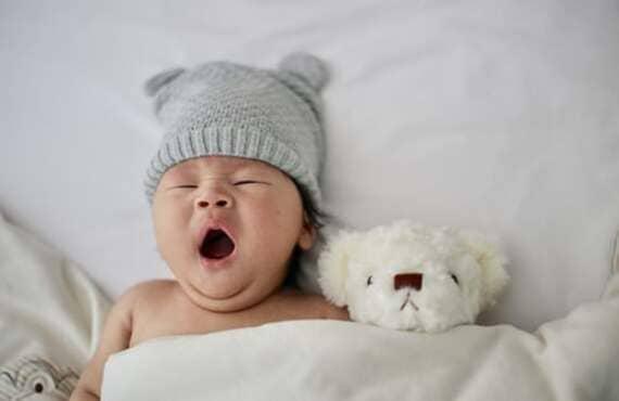 حلول المغص عند الاطفال