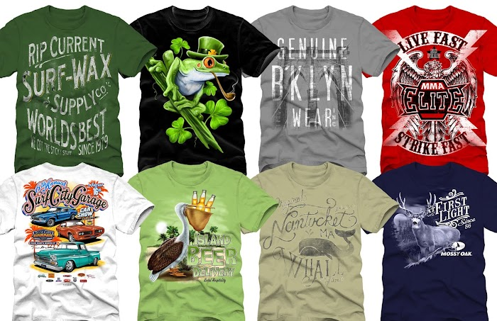 15 T-Shirt Design Trends to Follow in 2021