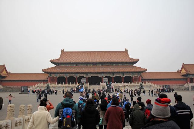 Peking Kielletty kaupunki Kiina