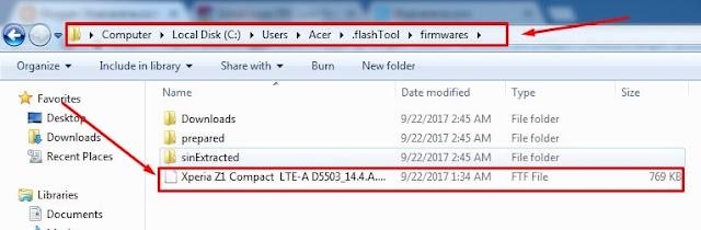 Mengatasi Lupa Pola Sony Xperia Z1 Compact Docomo tanpa Hard Reset