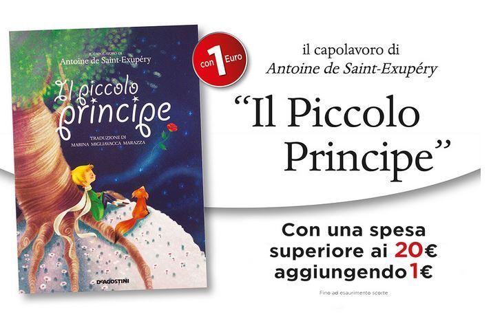 """Amici Della Scuola: """"Il Piccolo Principe"""" Libro Quasi"""