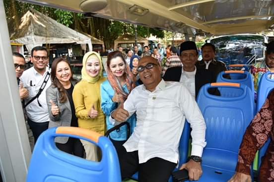 Komisi V Tinjau KSPN Borobudur
