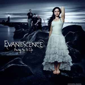 Download MP3 EVANESCENCE - Bring Me To Life