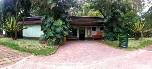Parque Ibirapuera - Administração