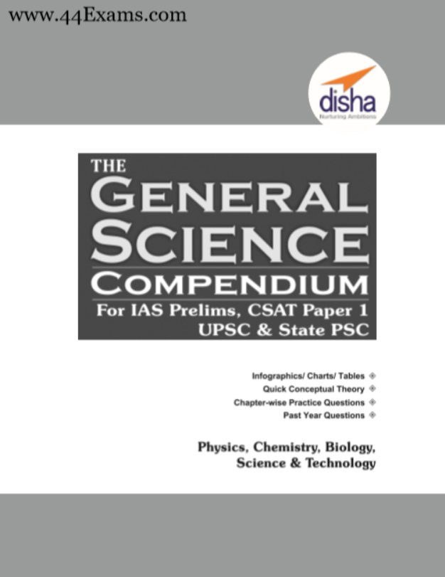 The General Science Compendium : For All Competitive Exam PDF Book
