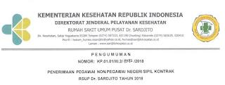 Lowongan Kerja Non PNS RSUP Dr Sardjito Besar Besaran
