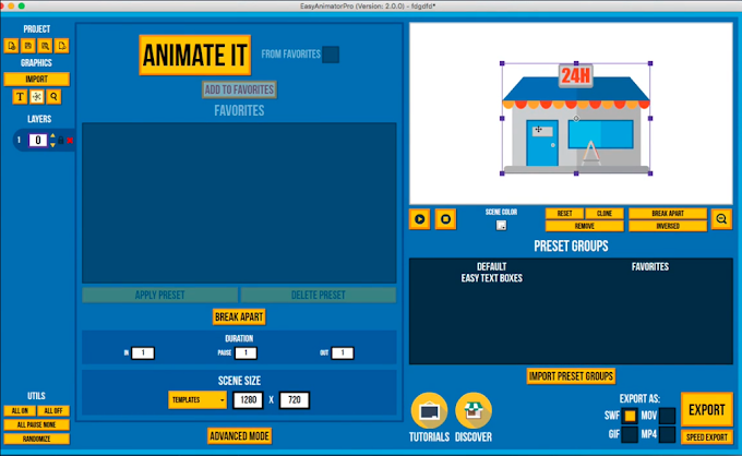 Download Easy Animator Pro Cracked Latest Version 2022