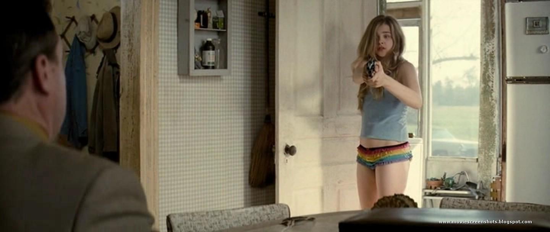 Chloe films gina in the bathroom - 5 2
