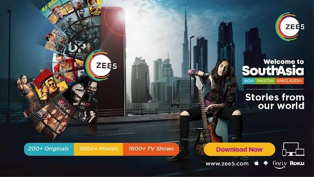 شركة ZEE5 Global الشريك الإعلامي لـ DMSتحتفي بالمحتوى الجنوب آسيوي ضمن حملتها العالمية الجديدة، وتدعوكم لتجربة قصص من عالمنا