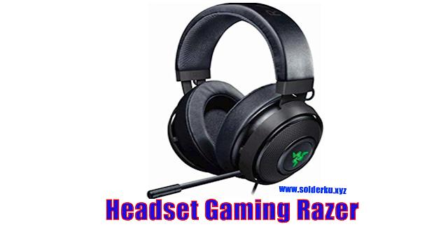 Headset Gaming Razer Kraken 7.1 Chroma v2 yang keren
