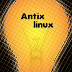 Wallpaper Antix Linux