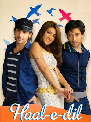 Poster Of Bollywood Movie Haal E Dil (2008) 300MB Compressed Small Size Pc Movie Free Download worldfree4u.com