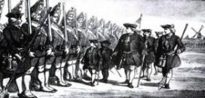 Βασιλιάς είχε δημιουργήσει ένα στρατό από αληθινούς γίγαντες