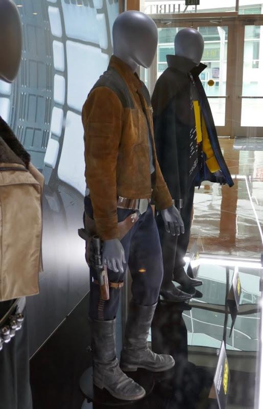 Alden Ehrenreich Han Solo costume