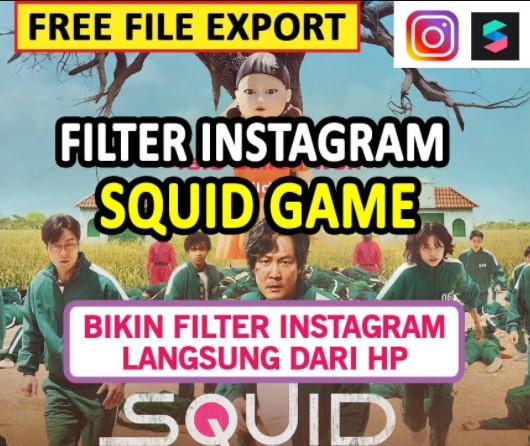 Filter Ig Squid Game