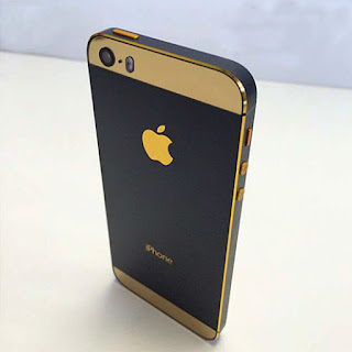 Iphone 5s Black Gold 5 64gb F