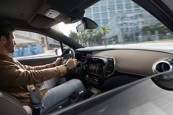 Novo Renault Captur 2022 1.3 Turbo Flex: fotos, consumo e performance