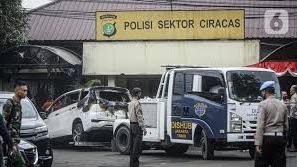 TNI Bayar Rp 590 Juta Lebih Ganti Rugi Penyerangan Mapolsek Ciracas Jaktim