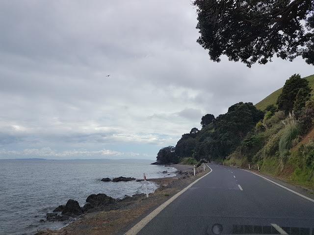 Relato de viagem à Nova Zelândia