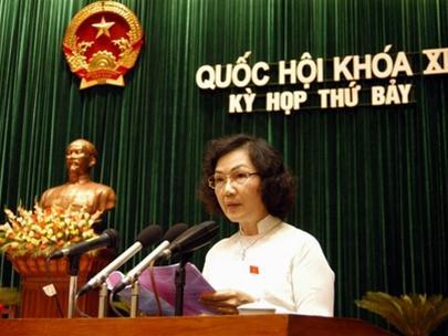 """Chân dung """"Nụ cười chiến thắng"""" Võ Thị Thắng"""