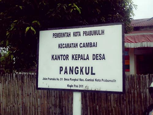 desa pangkul