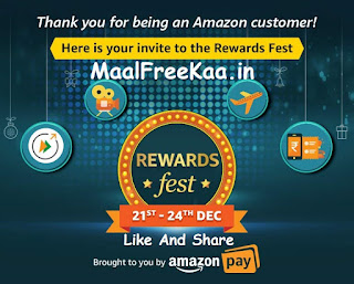 Amazon Reward Fest