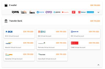 metode pembayaran Genshin Impact via transfer atm bank - kanalmu