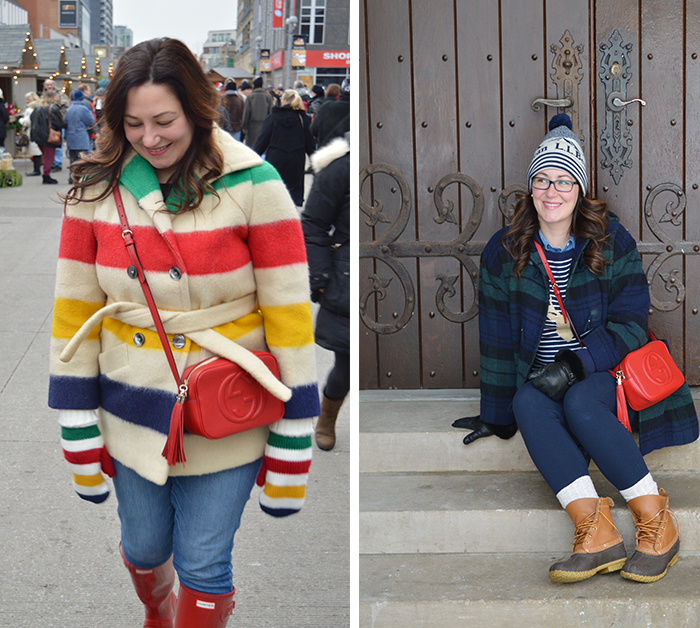 vintage clothing, bay stripes