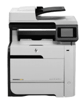 HP LaserJet Pro 400 color MFP M475dw Software and Driver