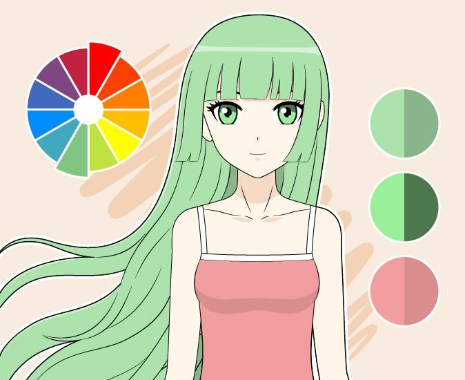Gambar warna pelengkap