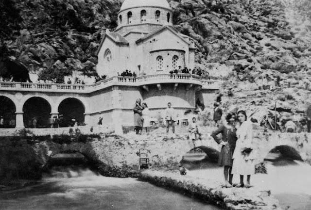 """Στις 28 Μαΐου του 1918 χάνουν τη ζωή τους 45 άνθρωποι και καταστρέφεται η """"Παναγία η Κεφαλαριώτισσα"""" στο Άργος"""