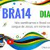 BRA14 DIA 1 - Nós santificamos o Brasil com o sangue de Jesus, em nome de Jesus
