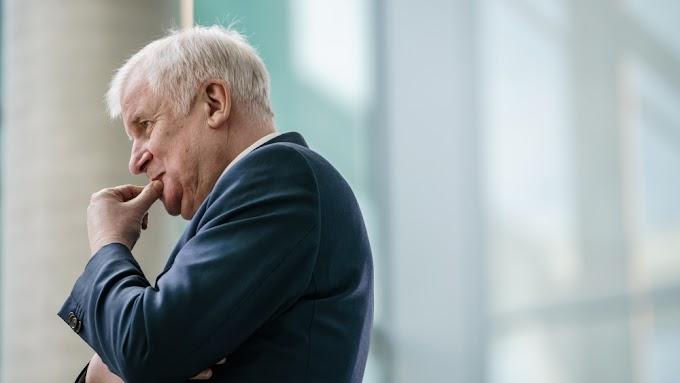 A német alkotmánybíróság elmarasztalta Horst Seehofer belügyminisztert