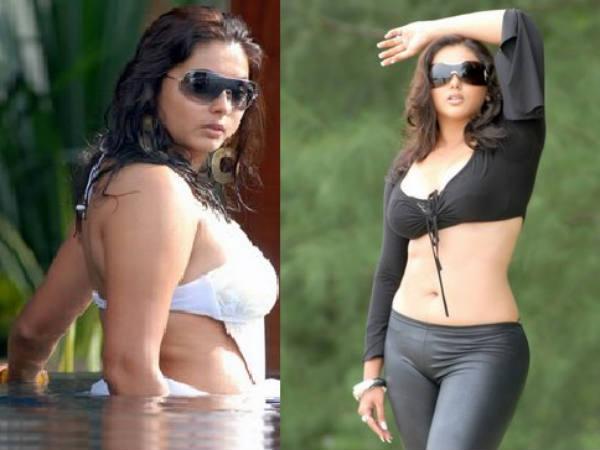 Silk smitha hot bikini