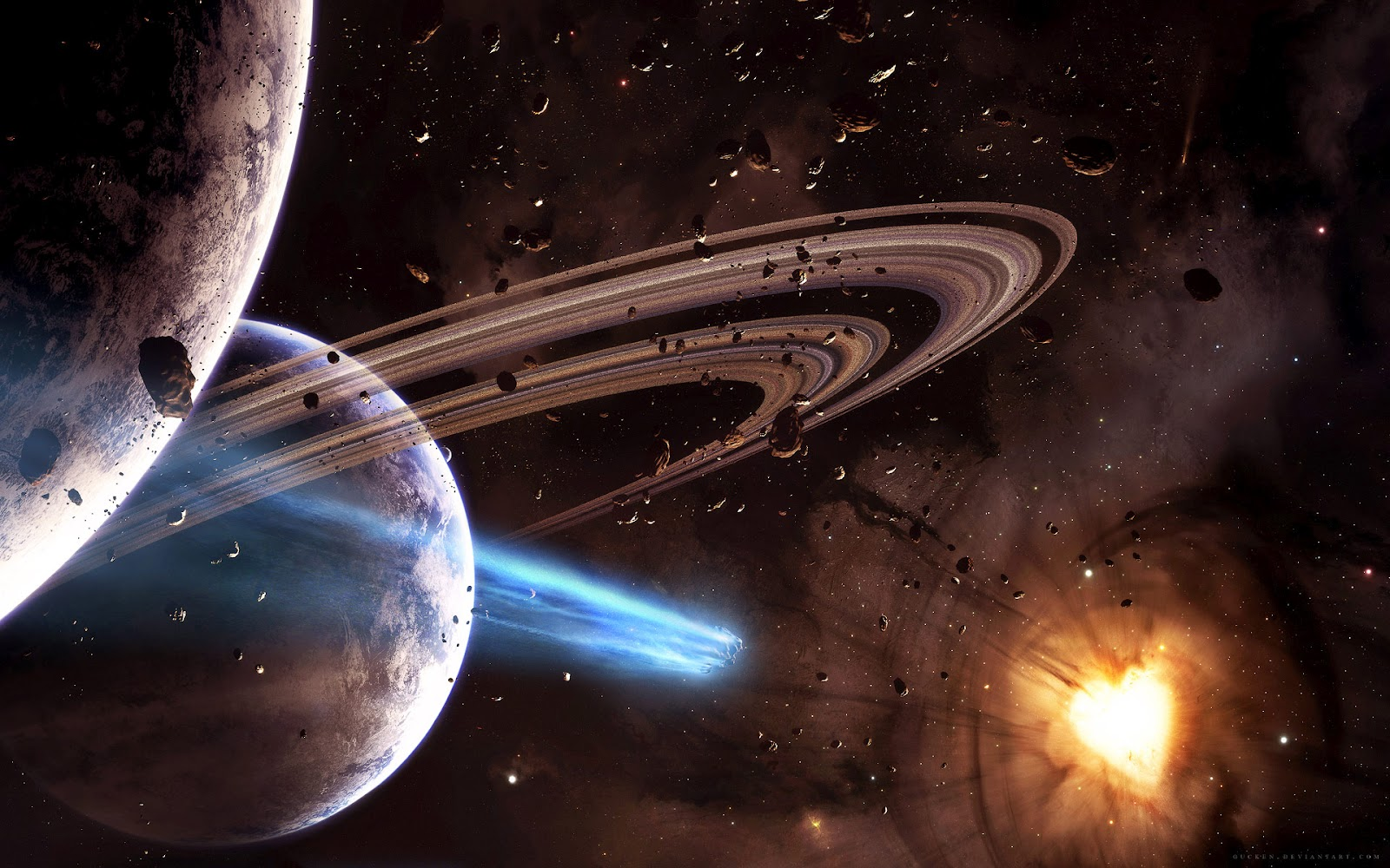Top 34 Most Incredible And Amazing Space Wallpapers In HD ...