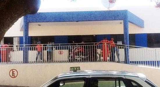 Internamentos da Covid triplicam no Hospital São Francisco em Campo Formoso