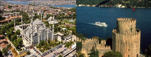 İstanbul Tarihi Alanları