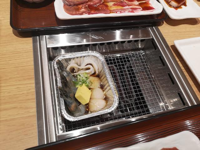 Seafood Hoiru Yaki