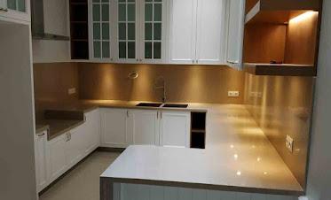 PRIMALITE-SOLIDSURFACE.COM, INDONESIA - Top Meja dapur dari Solid Surface nomor 1 di Indonesia, lebih menawan untuk rumah idaman
