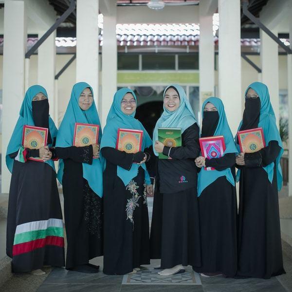 Pengajar Perempuan Beanahomequran