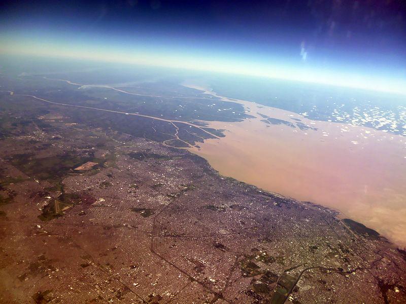 rio de la plata river