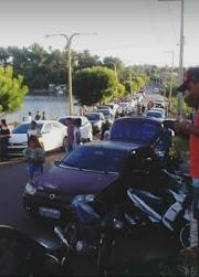 Polícia Militar e Civil encerram festa em balneário de Lago dos Rodrigues