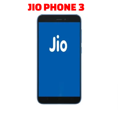 Jio Phone 3 Price, Booking, Launch Date In India & Specifications In Hindi - Detail News About Jiophone3 With FAQs