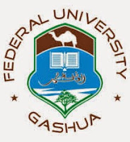 ederal University, Gashua, FUGASHUA UTME Preparatory Programme (UPP)  admission application form for the 2016/2017 academic session is now on sale.  Federal University Gashua FUGASHUA UTME Preparatory Programme Application Form